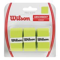 Wilson Soft Overgrip Verpakking 3 Stuks