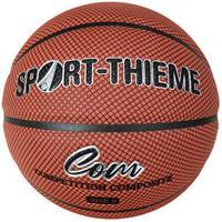 """Sport-Thieme Basketbal """"Com"""", Maat 5, Bruin"""