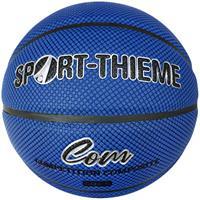 """Sport-Thieme Basketbal """"Com"""", Maat 7 , Bruin"""