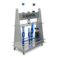 Slashpipe Opbergsysteem met rollen