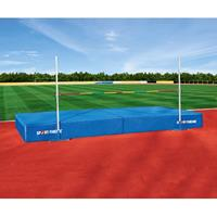 Sport-Thieme Zachte bodem landingsmatten, 2x 200x250x40 cm