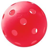Floorball-Wedstrijdbal, Rood