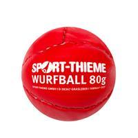 Sport-Thieme Werpbal Leer 80, Rood