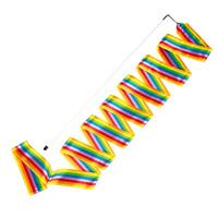 Sport-Thieme Gymnastieklinten Gymnastiekband regenboogkleuren, 4 m, training