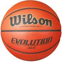 Wilson Basketbal Evolution, Maat 6, Oranje-Zwart