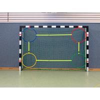 Doelwand To-Go, zaal, Indoor Senior, 4 ringen - ø 50 cm