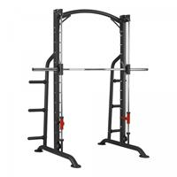 Multipress Power Rack - Zwart
