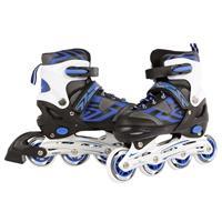 Street Runner Inline-skates 31-34 blauw