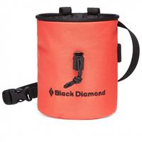 Black Diamond - Mojo Chalk Bag - Pofzakje, rood/zwart