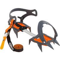 Climbing Technology - Nevis 10 Pt Flex Bar Stainless Steel - Stijgijzers grijs