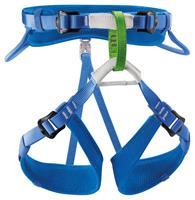 Petzl - Kid's Macchu Harness - Klimgordel, blauw