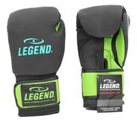 Legend Sports bokshandschoenen LegendDry & Protect groen/zwart 8oz