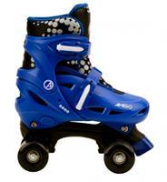 AMIGO rolschaatsen Gogo junior polypropyleen blauw /33