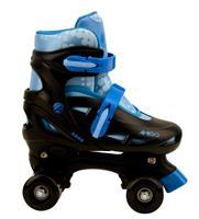AMIGO rolschaatsen Gogo junior polypropyleen lichtblauw /33