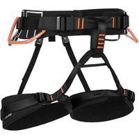 Mammut - 4 Slide Harness - Klimgordel, zwart