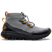 Craft Nordic Fuseknit Hydro Mid M All Terrain Running Shoe Grijs-Oranje Heren