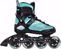 Playlife inlineskates Flyte Teal 84 AL dames synthetisch