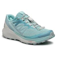 Salomon - Women's Sense Ride 4 - Trailrunningschoenen, grijs/turkoois