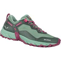 Salewa - Women's Ultra Train 3 - Trailrunningschoenen, turkoois