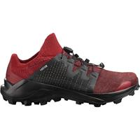 Salomon - Women's Cross Pro - Trailrunningschoenen, zwart/rood