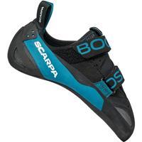 Scarpa - Boostic - Klimschoenen, zwart/turkoois