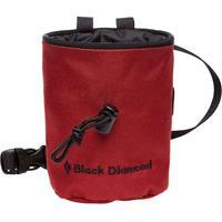 Black Diamond - Mojo Chalk Bag - Pofzakje, rood