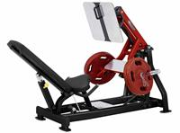 Steelflex Plate Loaded Seated Leg Press
