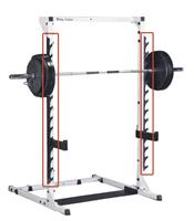 Body-Solid Grey Linear Bearing Smith Machine - Gun Rack Uitbreidingsset