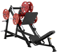 Steelflex Plate Load Leg Press Machine