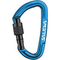 Salewa - Hot G3 Screw Carabiner - Schroefkarabiner, blauw/zwart