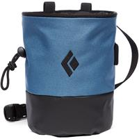 Black Diamond - Mojo Zip Chalk Bag - Pofzakje, blauw/zwart