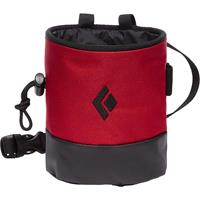 Black Diamond - Mojo Zip Chalk Bag - Pofzakje, rood/zwart