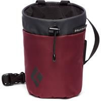 Black Diamond - Repo Chalk Bag - Pofzakje, rood/zwart