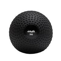 VirtuFit Slam Ball℃ Fitness Bal ℃ Crossfit Bal - 7 kg ℃ Zwart