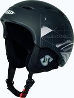 SINNER Nova Junior - Skihelm - 55-56 cm - Zwart/Wit