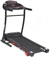 Care Fitness loopband Treadmill CT 703 staal 150 cm zwart