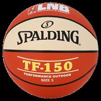 Spalding basketbal LNB TF-150 Maat 3 Oranje wit