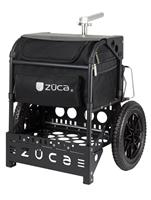 Transit Disc Golf Cart Black / Matte Black