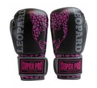 Super Pro Leopard Bokshandschoenen Junior