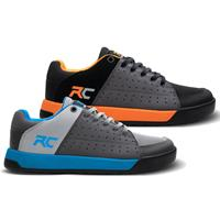 Ride Concepts Youth Livewire Flat MTB Shoes Charcoal/Blue