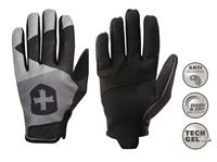 Harbinger Fitness Harbinger Men's Shield Protect Fitness Handschoenen - Zwart/Grijs - L