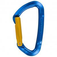 Climbing Technology - Berry Carabiner S - Niet-beveiligde karabiner blauw/oranje