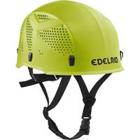 Edelrid - Ultralight III III - Klimhelm, geel/zwart/groen