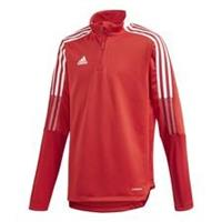 Adidas Trainingsshirt Tiro 21 - Rood/Wit Kinderen