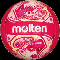 Molten Beachvolleybal V5B1300-PM Pink Magenta