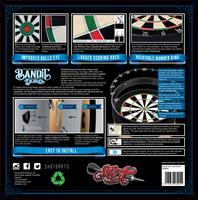Shot Bandit Duro dartbord