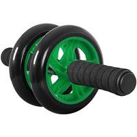 Ab Roller Groen - Trainingswiel Voor Buikspieren - Buikspiertrainer -
