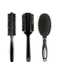 Touch Of Beauty Haarborstels 3x Zwart