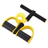 Merkloos Orange Gym - Pull Up Rope
