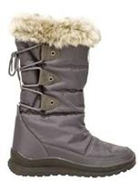 Winter-Grip Winter Grip Snowboots Bont Hoog Dames Grijs Maat 36